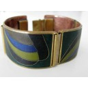 Scholz + Lammel wonderful enamel bracelet