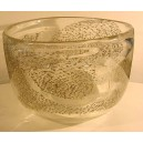 Benni Motzfeld - clear+metal net inside: outstanding BOWL