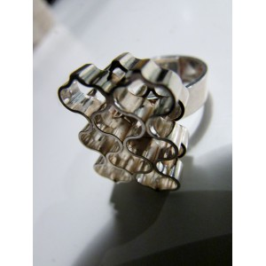 Elis Kauppi Finland Architectural Orientalistic Ring