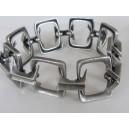 Uno A Erre seventies bracelet * a sweet silver piece!