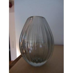 Kaj Franck Nuutajärvi Notsjö, Finland: Vase in Ariel-Manner in calabash-shape